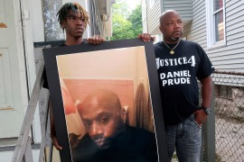 Daniel Prude's arrest and death from asphyxiation in March 2020 in Rochester, New York, sparked outrage across the United States and spurred calls for accountability from his family and supporters [File: Ted Shaffrey/AP Photo]