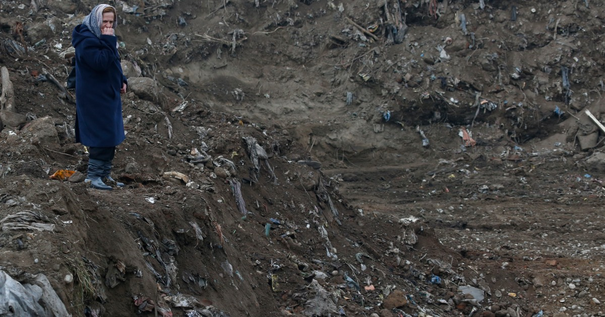 www.aljazeera.com: Can aircraft technology uncover mass graves in Bosnia?