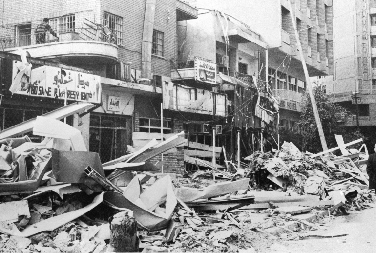 Amiriyah bombing 30 years on: 'No one remembers' the victims | Conflict News
