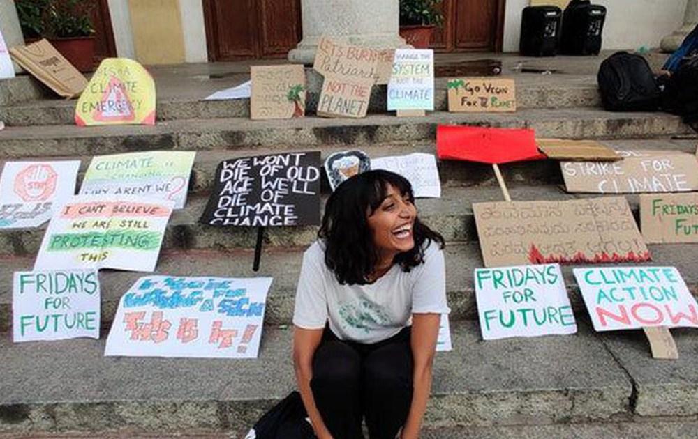 www.aljazeera.com: Indian climate activist gets bail in sedition case over farm stir