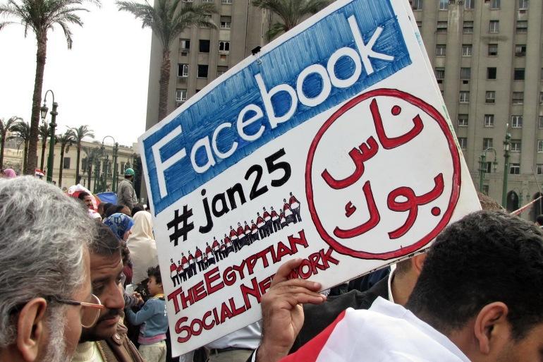 The 'Facebook revolutions' that weren't   United States News   Al Jazeera