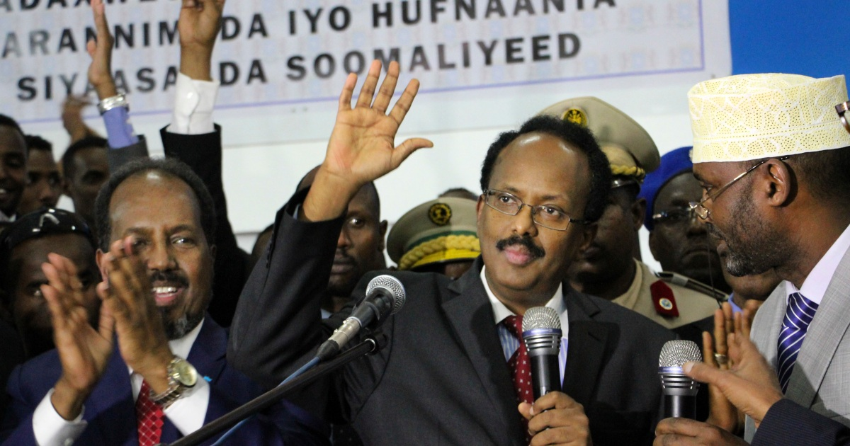 2021-02-08 11:58:20 | Somali opposition leaders 'no longer recognise president' | Al-Shabab News