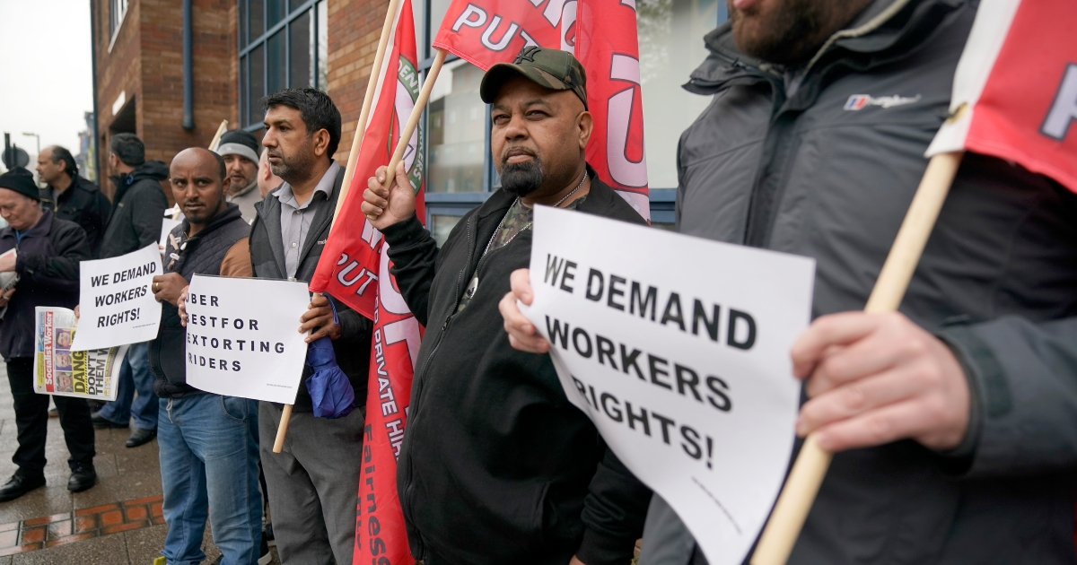 UK Supreme Court's Uber decision is a victory for all gig workers