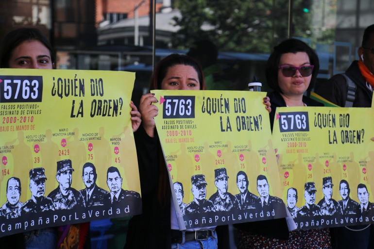Colombian army 'false positives' scandal: 'No one listened to us'