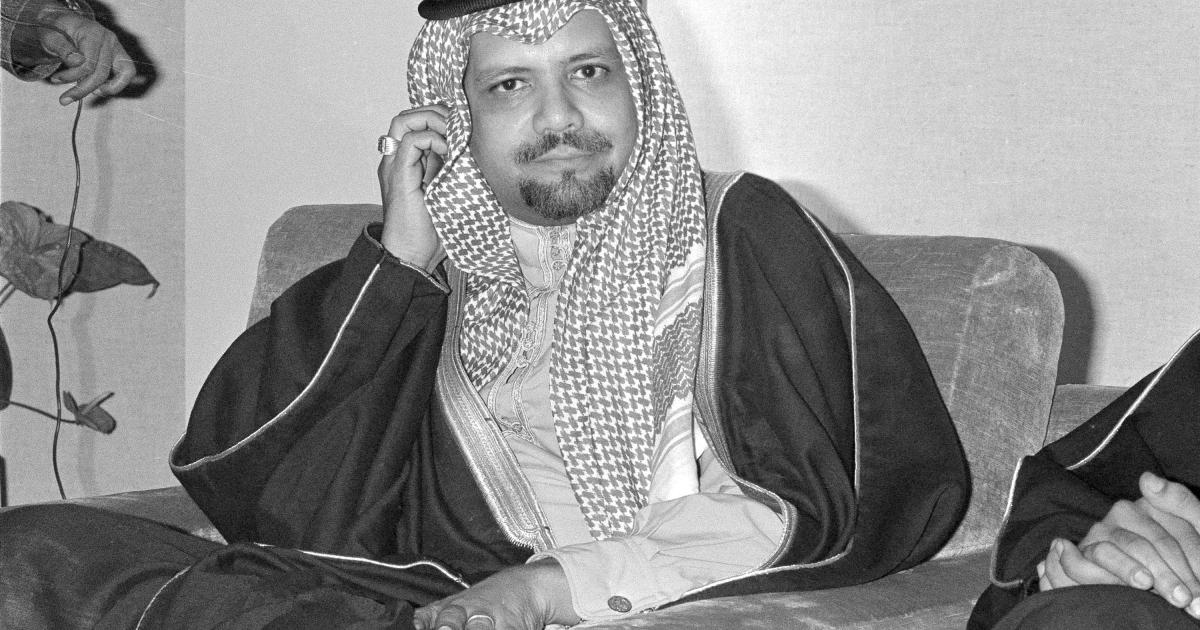 Long-serving Saudi oil minister Ahmed Zaki Yamani dies at 90