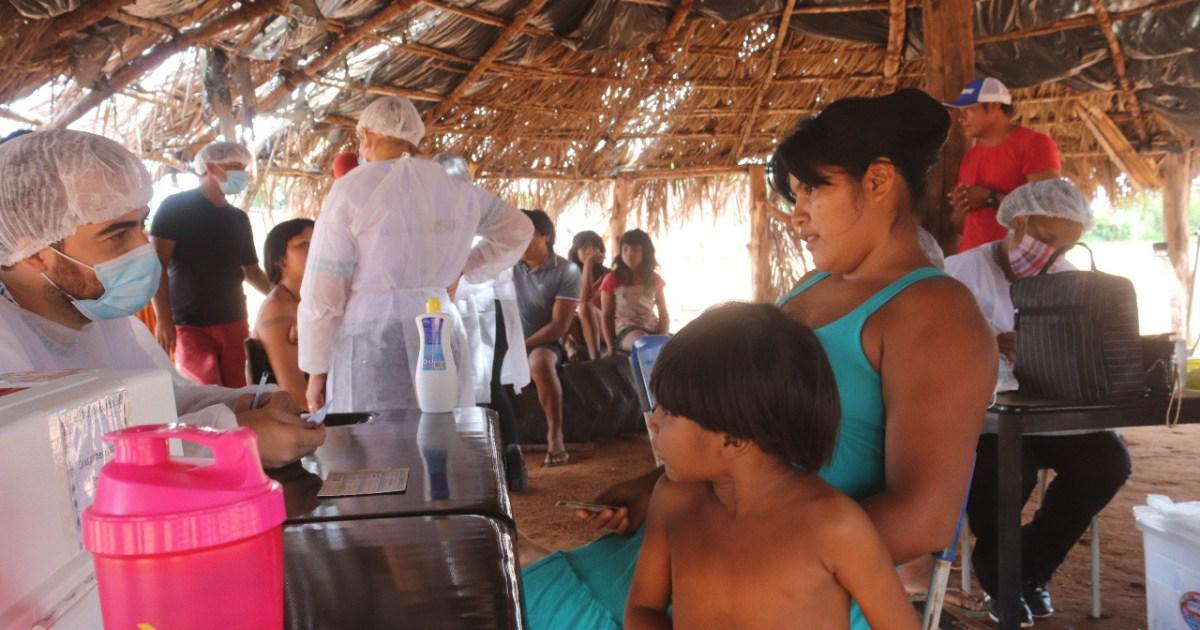 2021-02-18 13:37:55 | COVID rumours hamper Brazil's efforts to vaccinate Indigenous | Coronavirus pandemic News