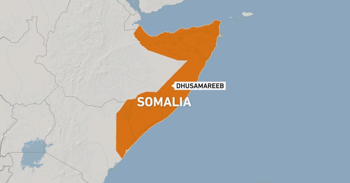 2021-02-07 15:55:49 | Security agents killed in central Somalia roadside bomb attack | Somalia News