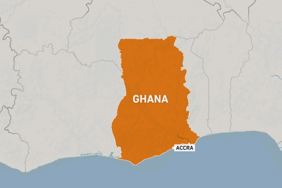 Ghana security forces shut down LGBTQ office: Rights group