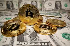 Calls for stricter rules have come as big investors have stepped up their embrace of bitcoin, turbo-charging a 1,000 percent rally for the world's largest cryptocurrency since March 2020 [File: Dado Ruvic/Reuters]