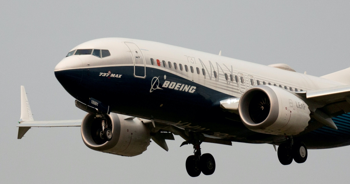 Boeing lied about 737 MAX after lethal crashes, shareholders say