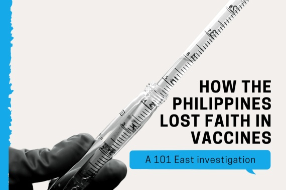 How the Philippines lost faith in vaccines