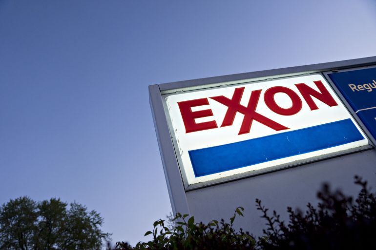 The EFCC said the investigation into ExxonMobil related to the alleged fraudulent creation of procurement orders worth more than $213m as part of a pipelines project [File: Andrew Harrer/Bloomberg]