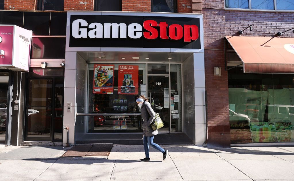 Memestock frenzy: GameStop roars once more with .9bn surge
