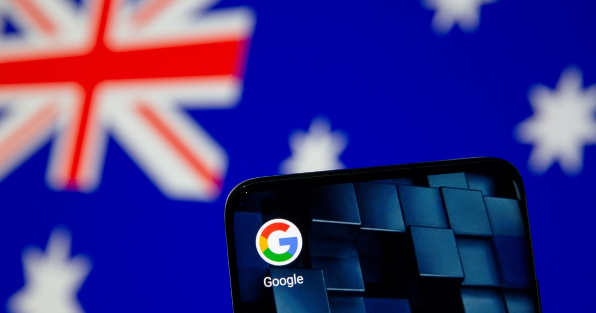 Google launches platform in Australia with information it has paid for
