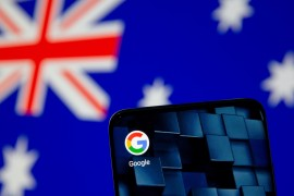 Google, owned by Alphabet Inc, delayed plans to launch News Showcase when Canberra moved to make it a legal requirement for Google and Facebook to pay Australian media companies for content - unprecedented anywhere else in the world [File: Dado Ruvic/Reuters]
