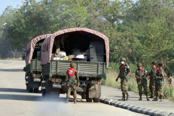 Myanmar   Today's latest from Al Jazeera
