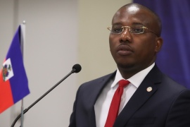 Claude Joseph: Is Haiti's democracy at risk?