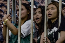 The Fans Who Make Football: PSS Sleman