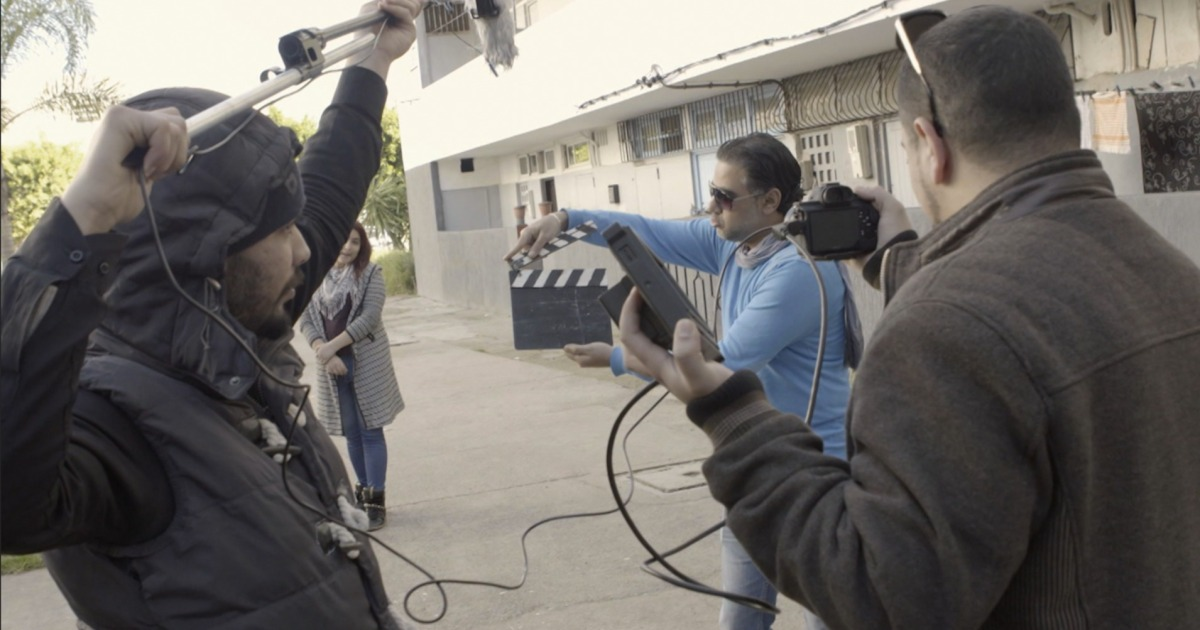 www.aljazeera.com: Filmmakers, Inshallah
