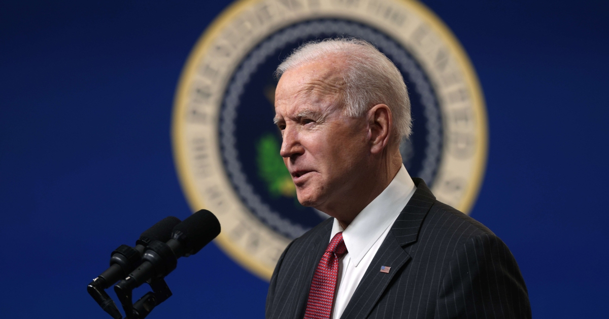 What does Biden's foreign policy 'reset' mean?