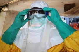 Guinea Ebola death toll rises to five as vaccine roll-out begins
