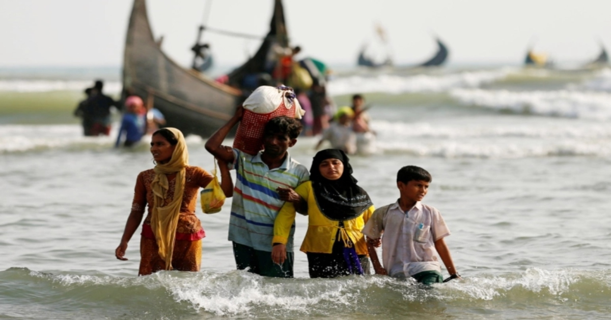 Is the Myanmar coup a turning point for the Rohingya?