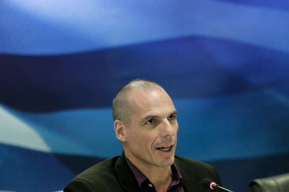 Yanis Varoufakis: Capitalism has become 'techno-feudalism'