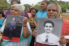 Can justice be served 12 years after Sri Lanka's civil war ended?