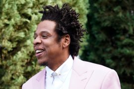 The deal is the fruit of connections between rapper Jay-Z, pictured, and Alexandre Arnault, the 28-year-old son of LVMH's billionaire founder, Bernard Arnault [File: Bloomberg]