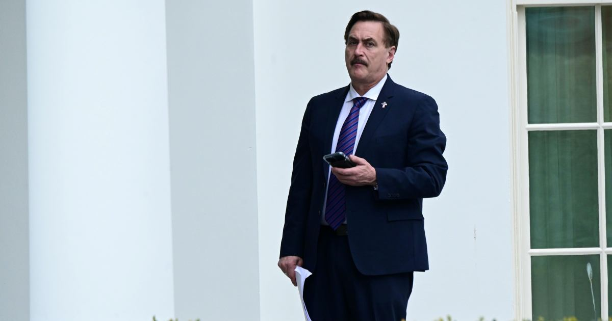 Made your mattress: Dominion sues MyPillow CEO Mike Lindell for .3bn