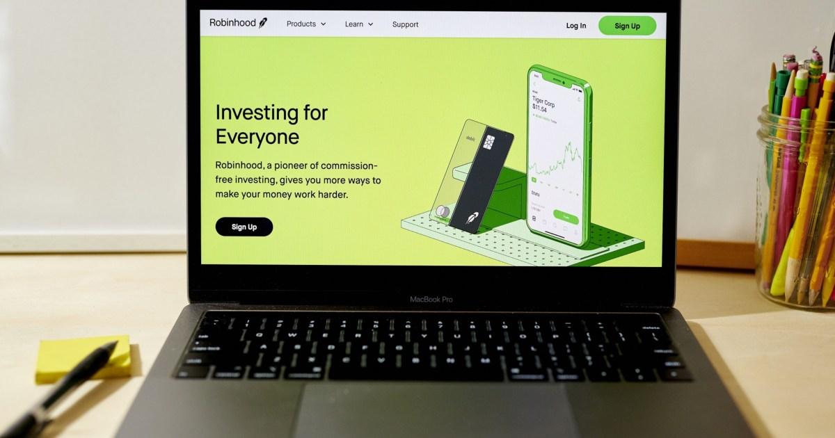 2021-02-01 18:41:04 | Robinhood raises another .4bn from shareholders | Financial Markets News