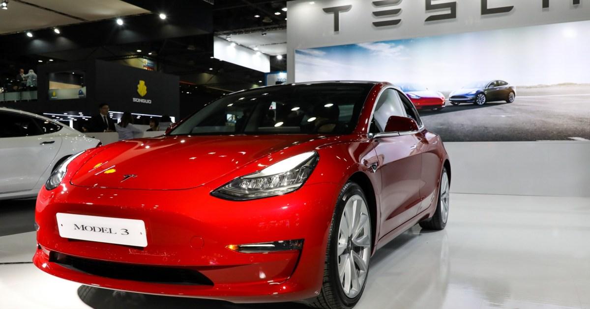 Tesla sticker shock: Automaker slashes prices for two models - Aljazeera.com