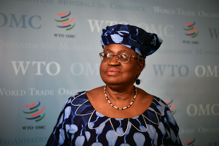 The World Trade Organization plans to hold a meeting in the coming days where its members will consider a final decision on Ngozi Okonjo-Iweala [File: Fabrice Coffrini/AFP/Getty Images]