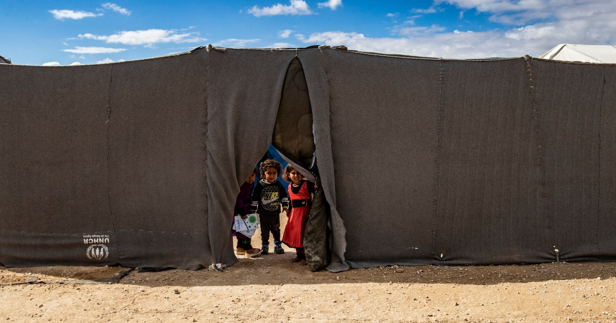 'It's not safe': Report finds children want life away from Syria