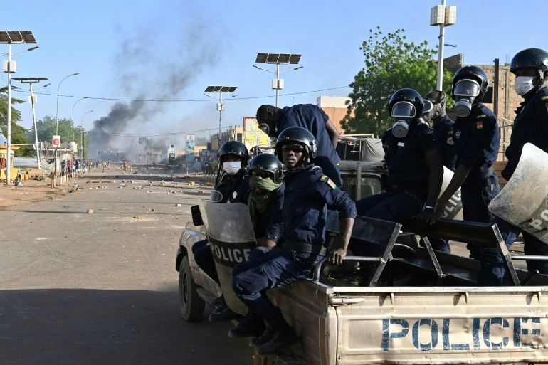 The government of Niger was not immediately available for comment [File: Issouf Sanogo/AFP]