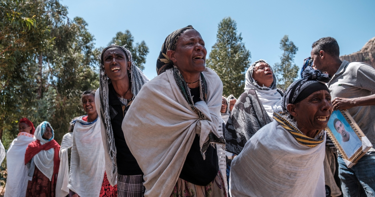 Trauma, anger as Tigrayans recount Eritrea troops' 'grave crimes' - aljazeera