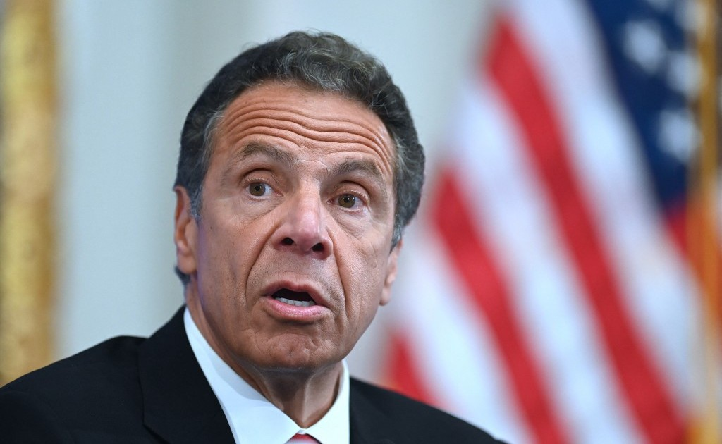 Third woman accuses NY governor Cuomo of sexual harassment