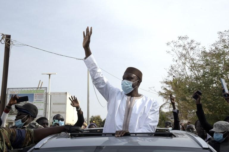 Senegal opposition leader Ousmane Sonko to appear in court | Senegal News |  Al Jazeera