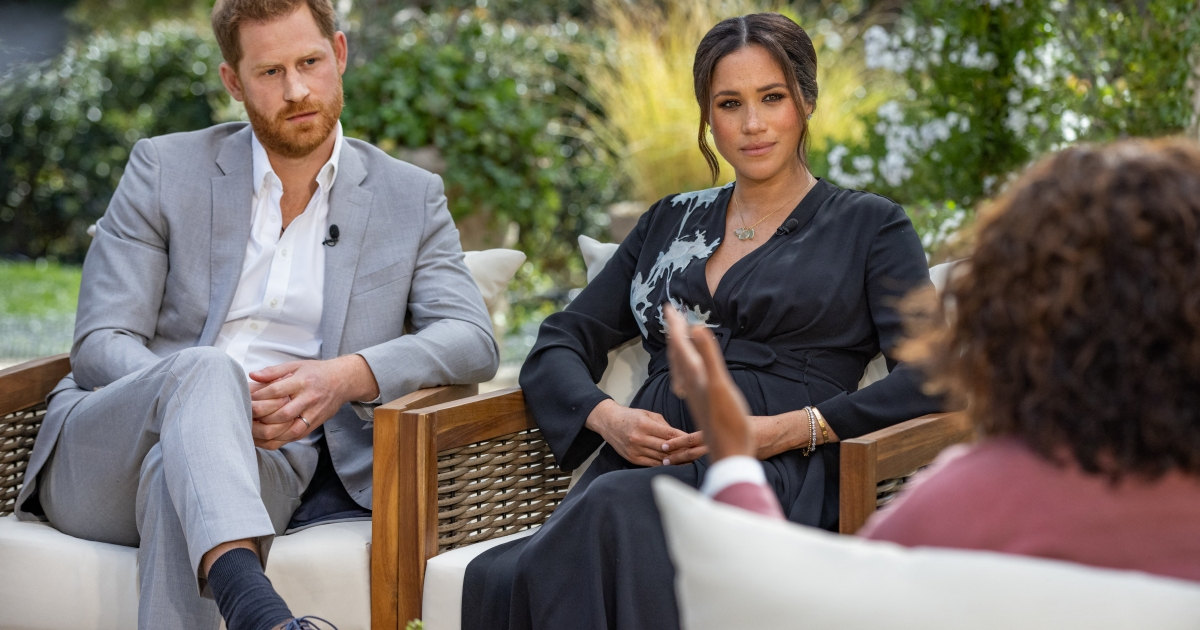 Meghan says UK royals raised concerns about son's skin colour | Racism News