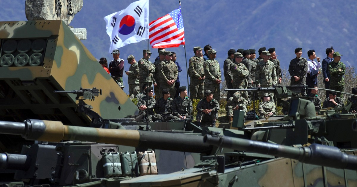 South Korea, US agree on new cost-sharing deal for troops