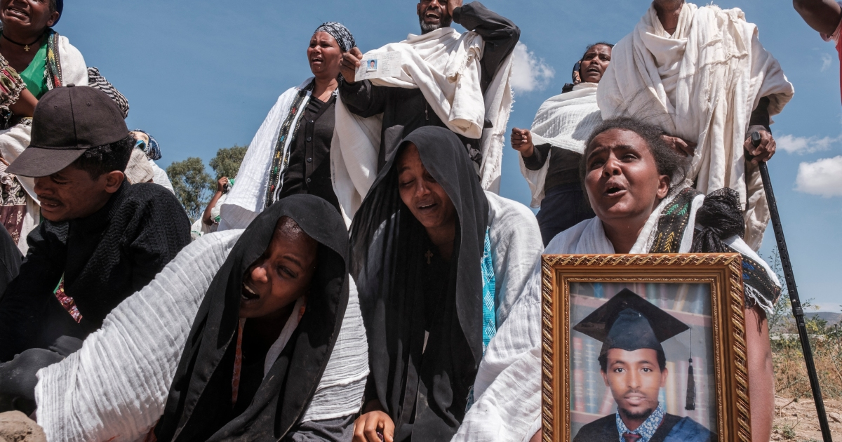 Six months of Ethiopia's Tigray conflict: A timeline