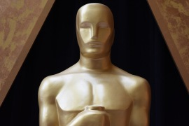 The Oscar nominations and ceremony have been delayed by the coronavirus [File: Robyn Beck/AFP]