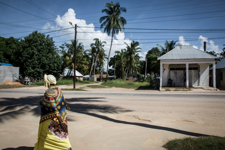 Palma is located more than 1,800km northeast of the capital Maputo in gas-rich Cabo Delgado province [File: AFP]
