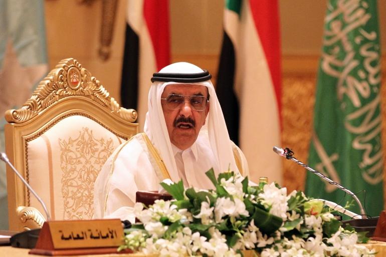 Sheikh Hamdan, also the UAE's finance minister,was the brother of the current ruler of Dubai, Sheikh Mohammed bin Rashid Al Maktoum [File: Karim Sahib/AFP]