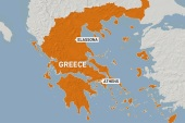 The quake's epicentre was 20km south of Elassona, a town almost 400km from the capital, Athens (Al Jazeera)