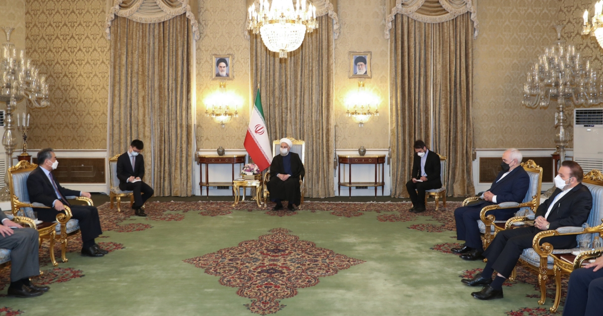 Iran and China sign 25-year cooperation agreement - Al Jazeera English
