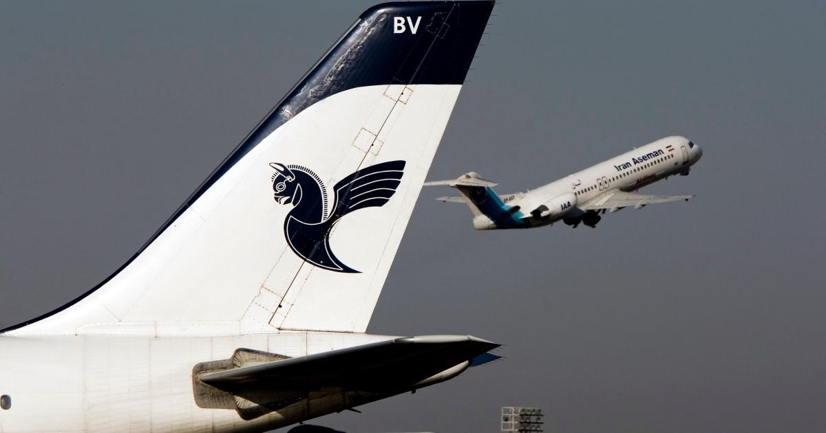 Iran menghentikan penerbangan dengan India dan Pakistan karena COVID thumbnail