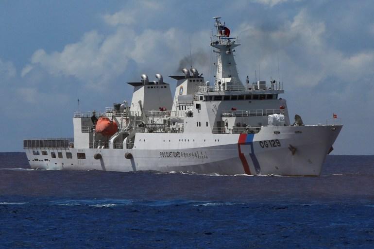Taiwan has a Coast Guard station in Itu Aba in the South China Sea [File: J.R Wu/Reuters]