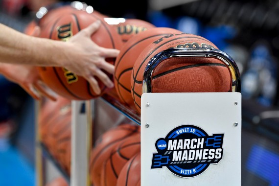 The NCAA March Madness men's basketball tournament every year draws millions of viewers [File: Jamie Rhodes/USA Today Sports
