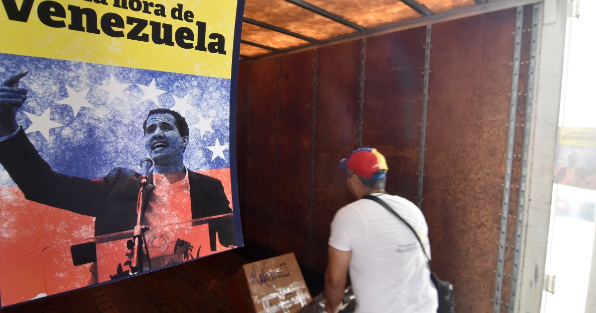 US offers temporary protected status to thousands of Venezuelans